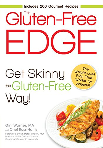 The Gluten-Free Edge: Get Skinny the Gluten-Free Way! (Gluten Free Edge Book compare prices)