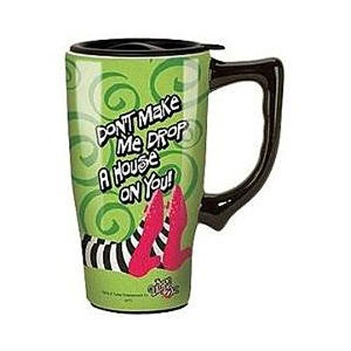 (Wizard of Oz Wicked Witch of the East Travel Mug with)