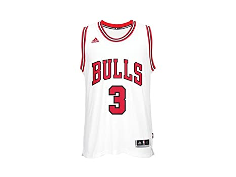 adidas cc2543 Maglietta Chicago Bulls da Basket 80eddc8b51f6