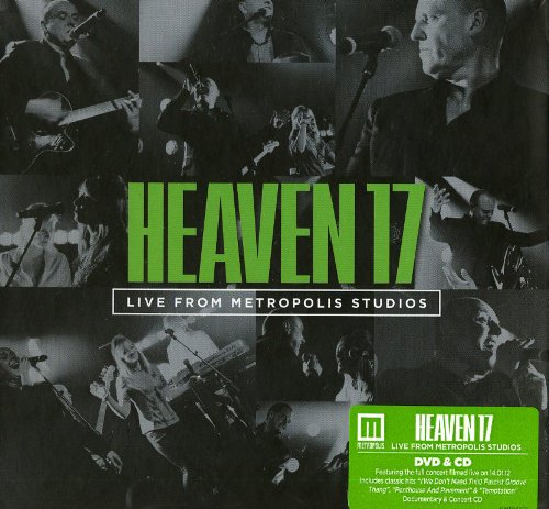 Heaven 17 - Live at Last - Zortam Music
