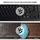 Car Cleaning Gel - Keyboard Cleaner with 3 Brushes