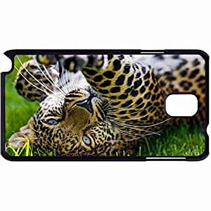 New Style Customized Back Cover Case For Samsung Galaxy Note 3 Hardshell Case, Back Cover Design Jaguar Personalized Unique Case For Samsung Note 3