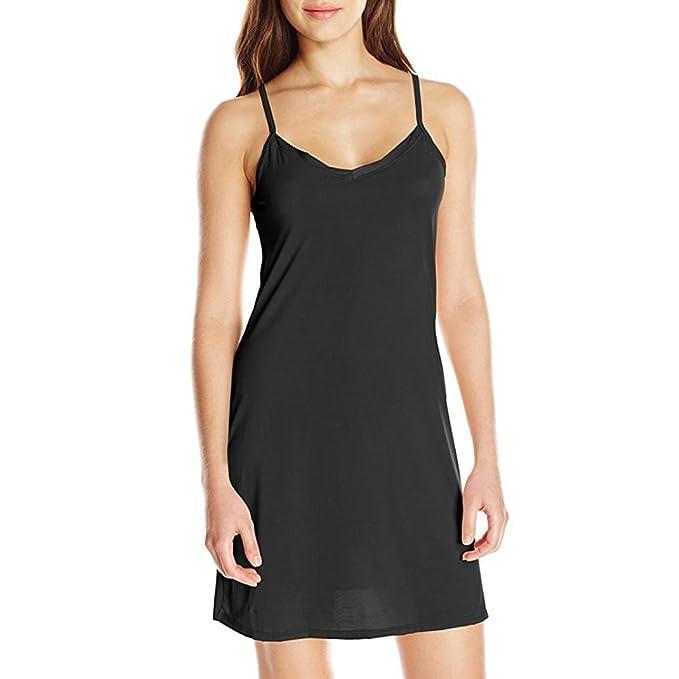 ropa de mujer en oferta vestidos, Sannysis Moda casual slim fit vestido de fiesta de noche Vestido sin mangas de mujer Vestidos sobre la rodilla de fiesta ...