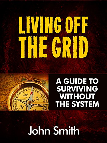 Living Off The Grid: A Guide To Surviving Without The System by [Smith, John]