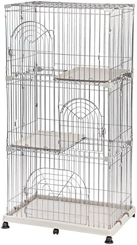IRIS USA, Inc. 301776 is the best Cat Cage? Our review at cattime.com uncovers all pros and cons.