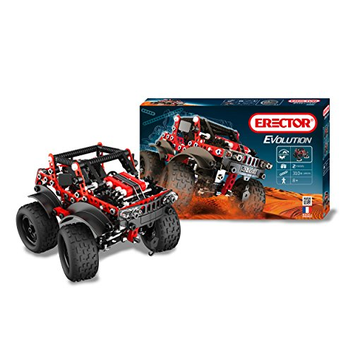 Erector Evolution 4 x 4 Vehicle