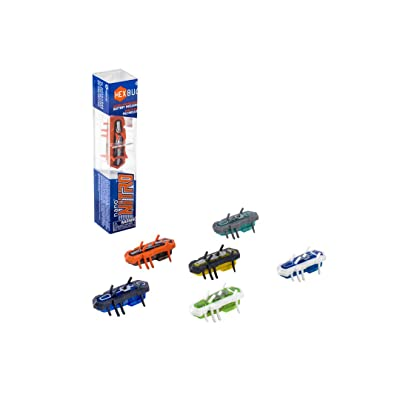 HEXBUG nano Nitro Single: Toys & Games [5Bkhe0203936]
