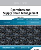 img - for Operations and Supply Chain Management book / textbook / text book