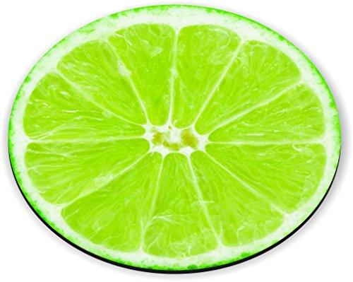rikki-knight-lime-fruit-half-design-lightning-series-round-mouse-pad-rnd-mp-21