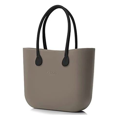 Borsa O Bag Scocca Roccia+Manici Lunghi Marroni+Sacca  Amazon.it ... 3e44efdf988
