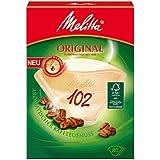 Melitta 2049667 Aroma Filtre à Café Marron 80 Pièces