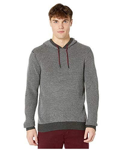 UNIONBAY Men's Drawcord Sweater Hoodie, New Dark