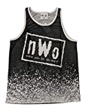 NWO New World Order 4 Life Spray Paint WWE Tank Top-3XL