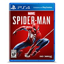 Spiderman - PlayStation 4 - Standard Edition