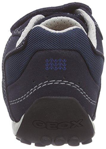Geox Jr Snake B - Zapatillas Niños Blau (NAVY/ROYALC4226)