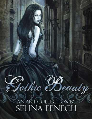 Download Gothic Beauty: An Art Collection by Selina Fenech (Volume 1) pdf