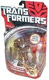 starscream action figure - Transformers Movie Deluxe 6 Inch Tall Robot Action Figure - Decepticon Protoform STARSCREAM with Blaster and Projectile Plus Bonus Movie Poster