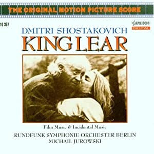 King Lear  Original Motion Pic