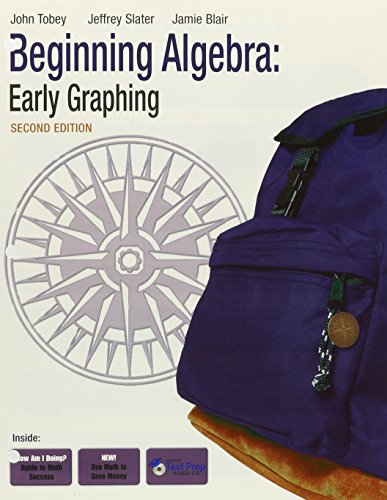 Beginning Algebra, Books a la Carte Edition with MML/MSL Student Access Kit (for ad hoc valuepacks) (2nd Edition)