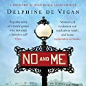 No and Me Audiobook by Delphine de Vigan Narrated by Serra Hirsch