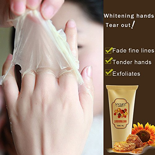 Hand Peel Exfoliant Doinshop Remove Dead Skin Mask Peeling Cuticles Heel Feet Care Anti Aging