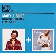 2 For 1: No More Drama / Love & Life By Mary J. Blige (2009-06-17)