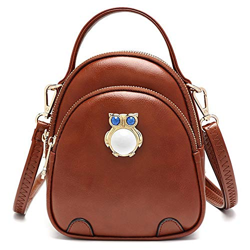 (Lightweight Small Crossbody Bags Shoulder Bag for Women Stylish Ladies Cell Phone Purse and Handbags Wallet)