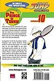 The Prince of Tennis, Vol. 10 (v. 10)
