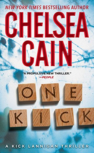 book cover of One Kick