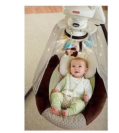 Amazon Com Fisher Price Starlight Papasan Cradle Swing