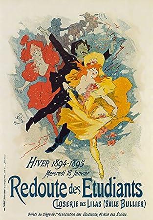 AP73 Vintage France Le Journal Des Ventes Advertisement Poster Card Print A5