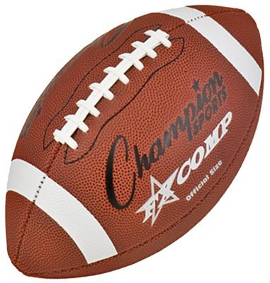 Champion Sports official Comp Series Football (Brown)