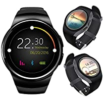 inDigi Healty Fitness Bluetooth Smartwatch w/ Wireless Phonecall Pedometer Calories NEW