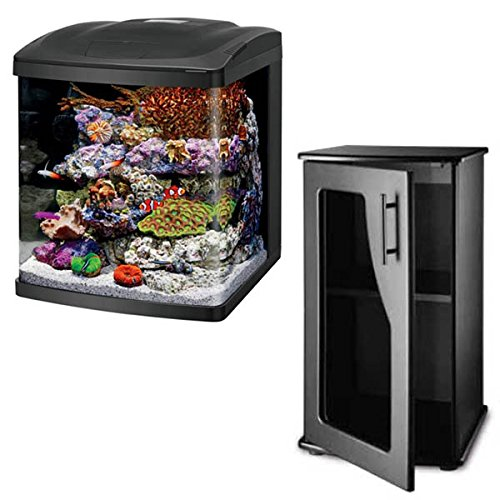 Coralife Size 16 LED BioCube Aquarium & Stand Combo by Coralife