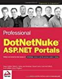 img - for Professional DotNetNuke ASP.NET Portals by Shaun Walker (2005-06-10) book / textbook / text book
