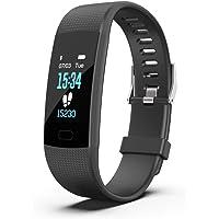 Lilla Fitness Tracker, Activity Tracker Watch with HR Monitor, Fitness Tracker Sleep Monitor Pedometer Watch Step…