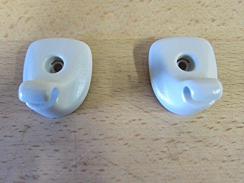 sebring-dodge-avenger-pair-of-visor-support-clips-mopar-oem