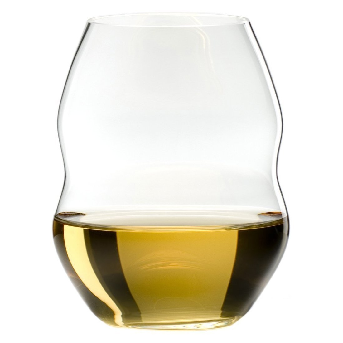Riedel Swirl White Wine Glasses, Set of 4 by Riedel