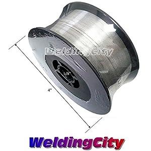 WeldingCity ER309L Stainless Steel MIG Welding Wire 2-Lb Spool 0.023″ (0.6mm)