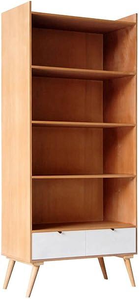 Legno&Design Mueble estantería estantería diseño Moderno a 4 ...