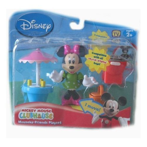 Direct Bobbin (Talkin Bobbin Minnie Mouse Picnic by Mickey Mouse)