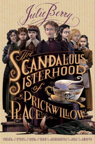 Funny Places (The Scandalous Sisterhood of Prickwillow Place)