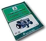 Allis Chalmers 900 Series 912-6 Speed 912-H Lawn Garden Tractor Operators Manual