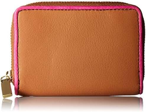 Fossil Rfid Mini Zip Wallet Wallet
