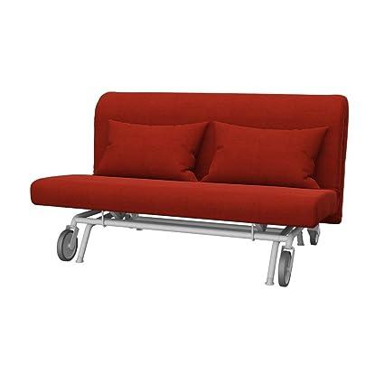 Divano Letto Ikea 2 Posti.Soferia Ikea Ps Fodera Per Divano Letto A 2 Posti Elegance Dark