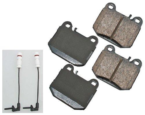 Akebono EUR874 Brake Pad Set