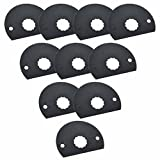 10 Pack 3'' Semi-Circular BiMetal Oscillating Multi Tool Saw Blades compatible with Fein Supercut - FB10I