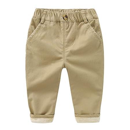 Los bebés de los pantalones ocasionales Pantalones vaqueros de ...