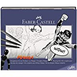 Faber-Castell 167136 - Manga Starter Set Artistpen