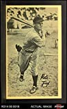 1937 Goudey Wide Pen CR Pete Fox Detroit Tigers (Baseball Card) (Creamy Paperstock/No USA on Bottom Right Border - Batting) Dean's Cards 5 - EX Tigers